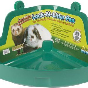 Ware Manufacturing Plastic Jumbo Lock-N-Litter Pan